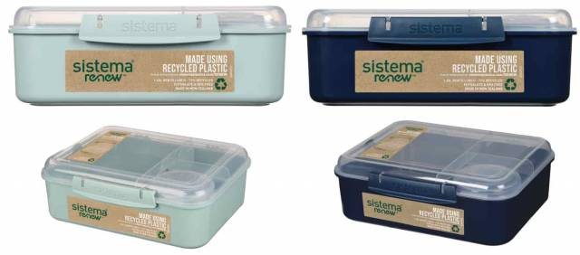 Sistema Lunch Box Renew