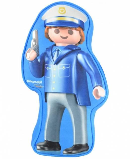 playmobil Kissen Polizei