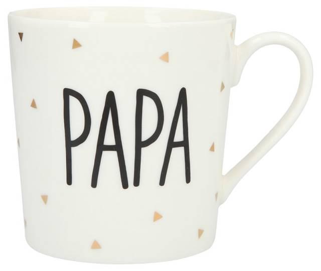 Depesche Porzellan Becher Papa
