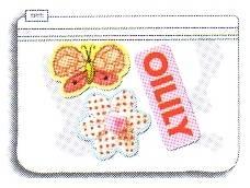 Oilly Radiergummi