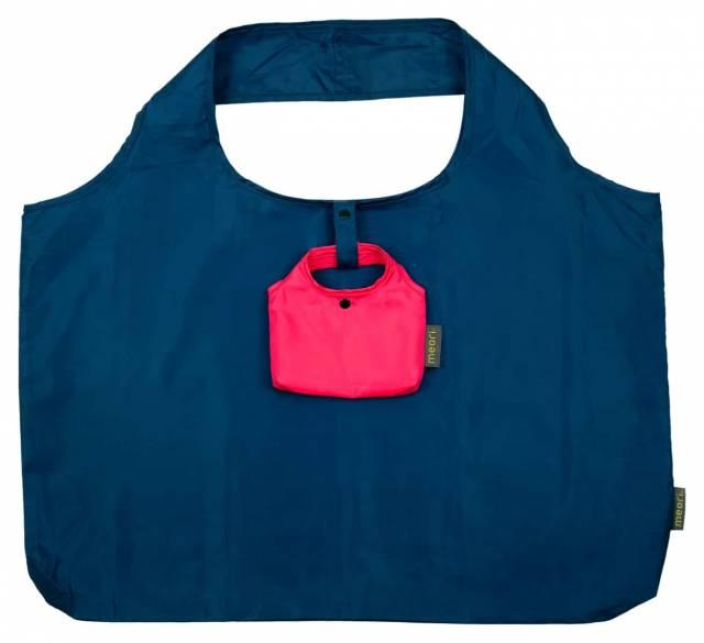 meori Einkaufstasche Blau