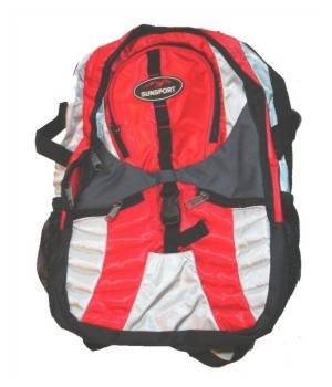 Sunsport Rucksack Rot