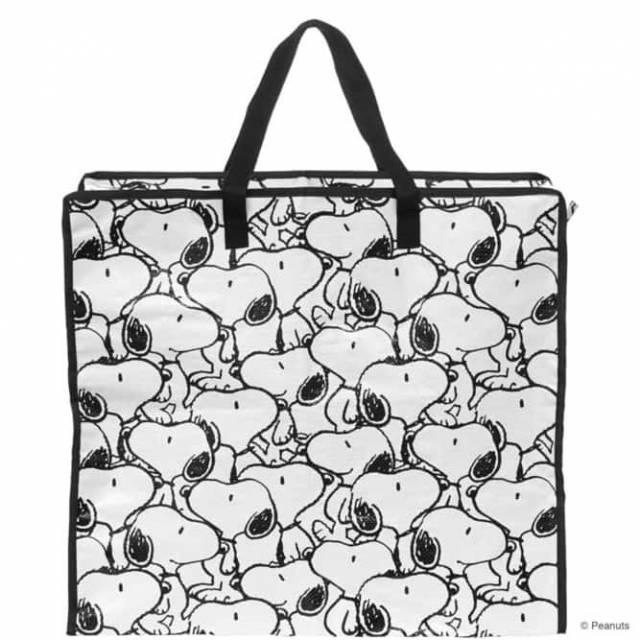 Jumbo Einkaufstasche Snoopy All Over
