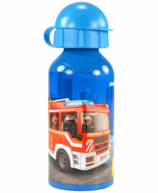 playmobil Trinkflasche Feuerwehr
