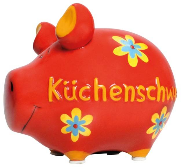 KCG Sparschwein Küchenschwein