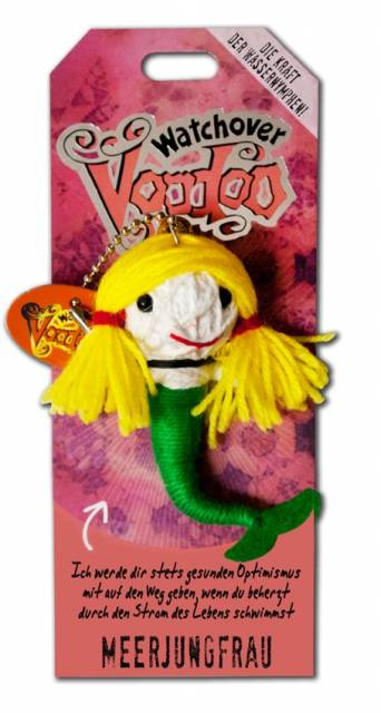 Watchover Voodoo Meerjungfrau