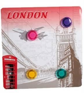 Magnettafel London