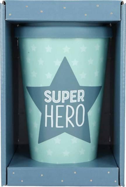 To Go Trinkbecher Super Hero