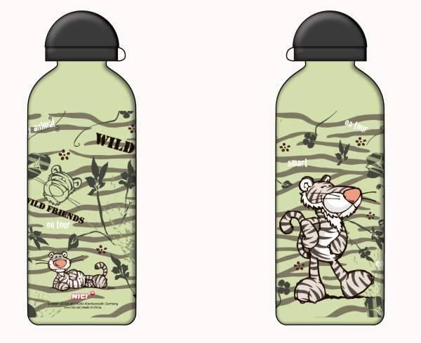 Nici Trinkflasche Tiger
