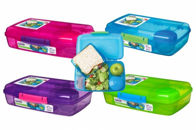 Sistema Lunch Box - Bento Box