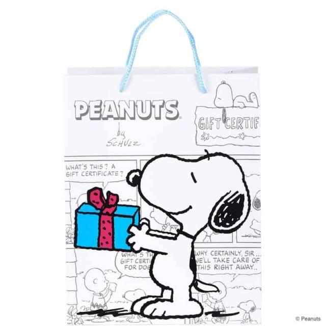 Snoopy Geschenktasche