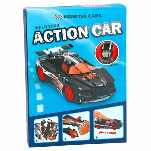 Depesche Monster Cars 3D Puzzle