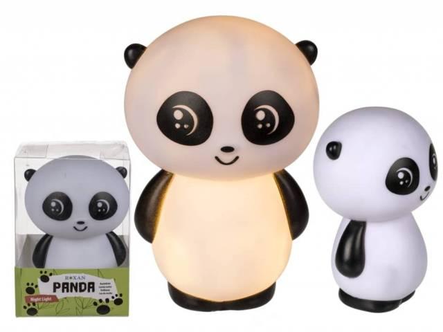 Nachtlicht Panda mit Batterien