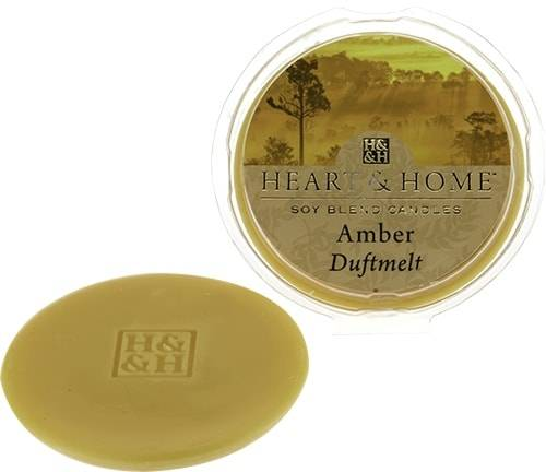 Heart and Home Duftmelts Amber
