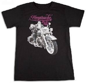 Undercover T-Shirt Hauptsache