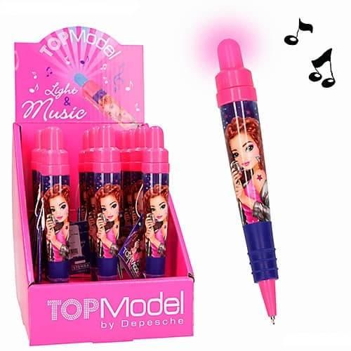 TopModel Kugelschreiber mit Sound