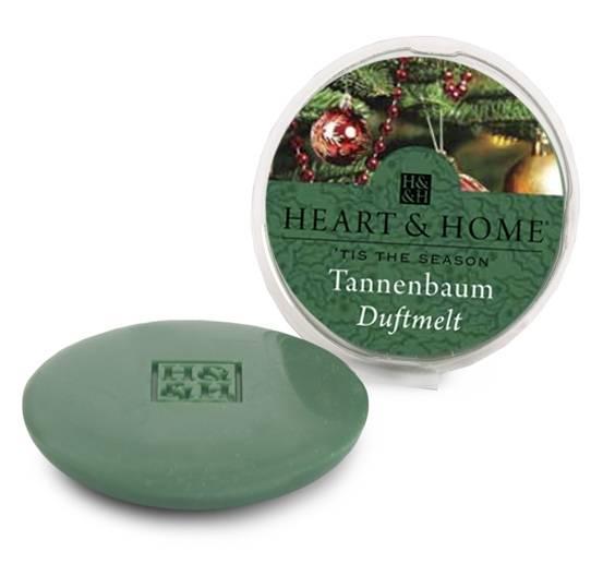 Heart and Home Duftmelts Tannenbaum