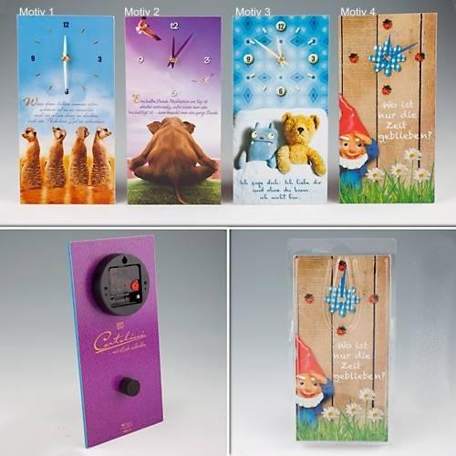 Cartolini Wanduhr - Verschiedene Design