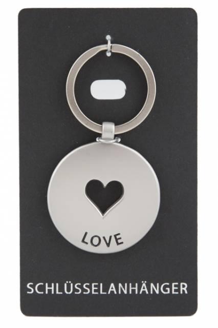 Depesche Schlüsselanhänger Love