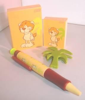 Schreibset Löwe klein