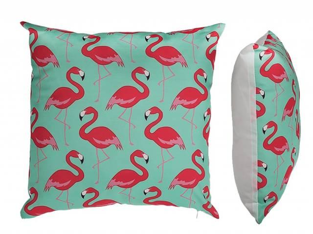 Deko Kissen Flamingo
