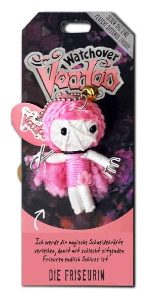Watchover Voodoo Puppe Friseurin