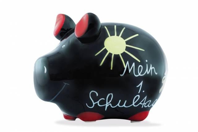 KCG Sparschwein Mein 1. Schultag