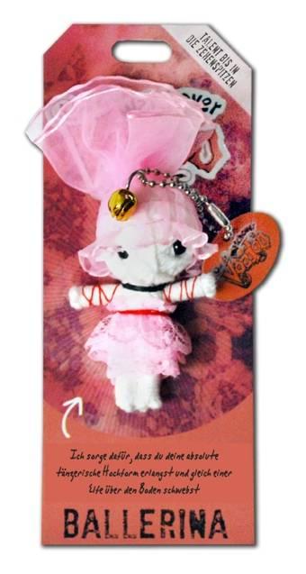 Watchover Voodoo Puppe Ballerina
