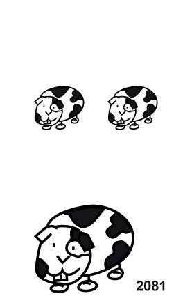 My Sticker Family Meerschweinchen