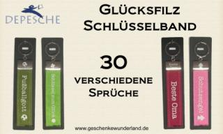 gluecksfilz-schluesselband