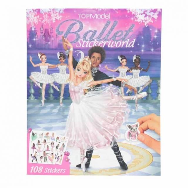 TopModel Stickerworld Ballett