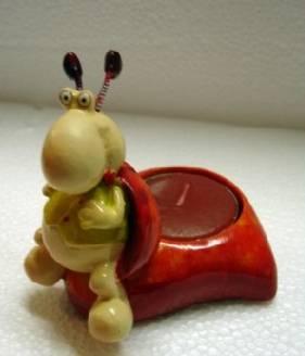 Teelichthalter Love Käfer