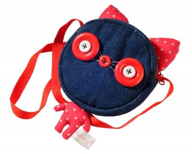 Happy Maker Tasche Katze