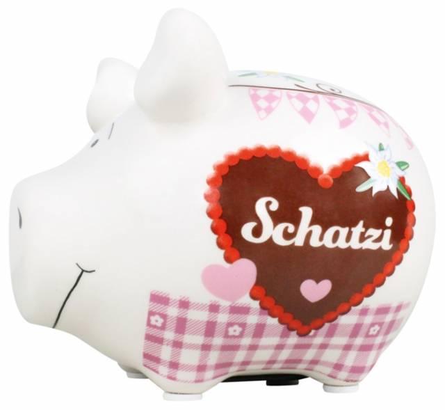 KCG Sparschwein Schatzi
