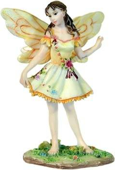 Fairyland Elfe in Gelb