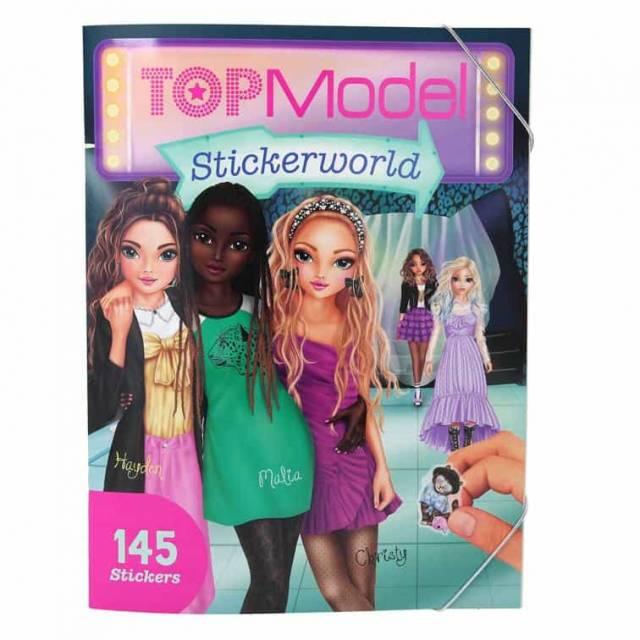 TopModel Stickerworld