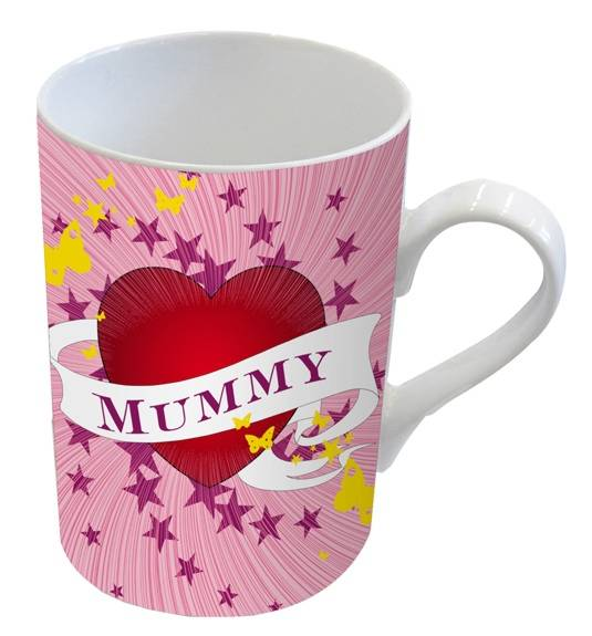 Design @ Home Tasse Mummy
