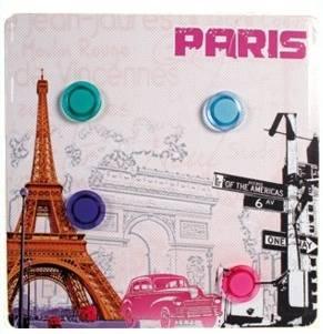 Magnettafel Paris