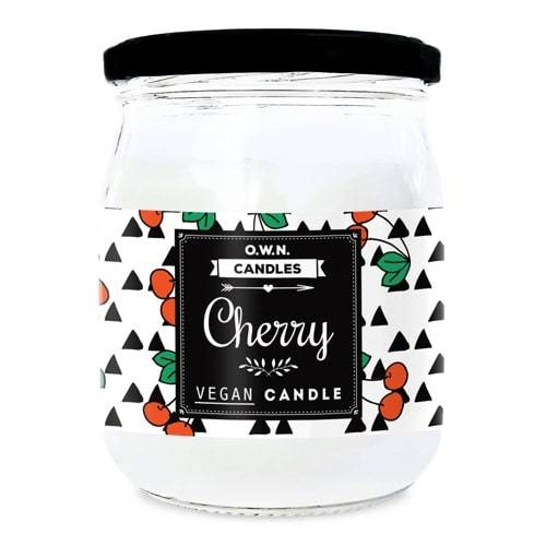 OWN Candles Duftkerze Cherry