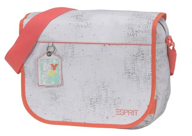 Esprit Messenger Sweet Off White