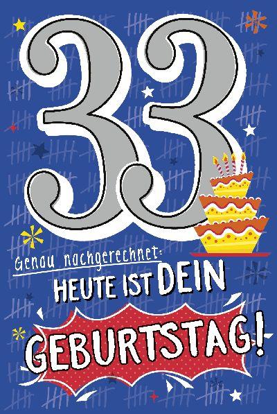 Coolphotos De Alles Liebe Und Gute Zum 33 Geburtstag