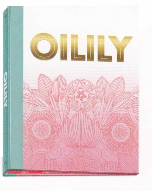 Oilily Ordner mit 2-fach Lochung