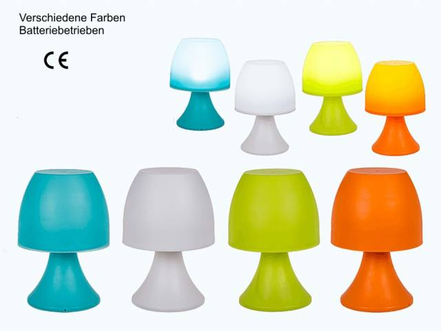 Kunststoff LED Lampe
