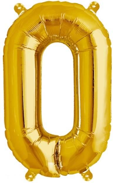 Folien Ballon Buchstabe O