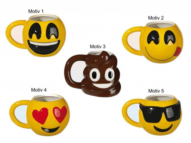 Kaffeetasse Emotion