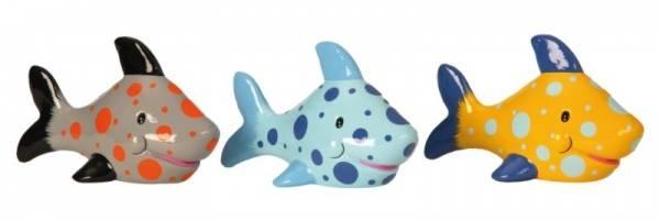 Spardose Hai
