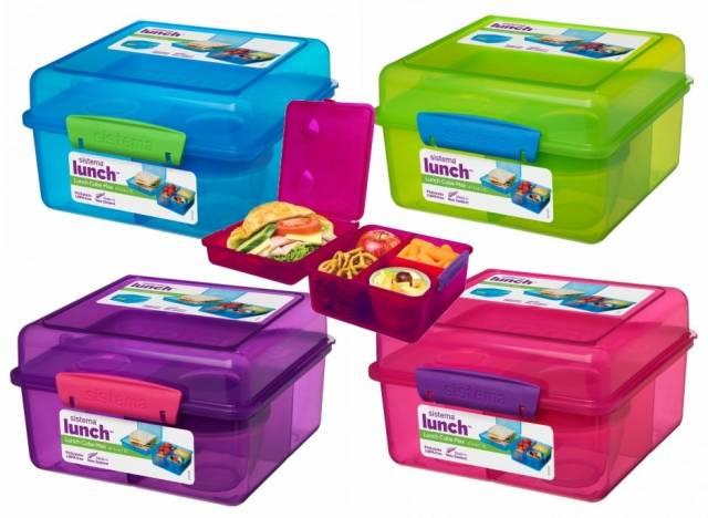 Sistema Lunch Cube Max 2 L