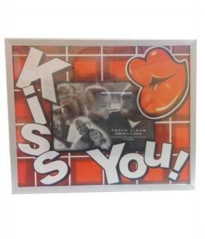 Bilderrahmen Kiss You