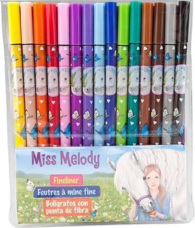 Miss Melody Fineliner Set