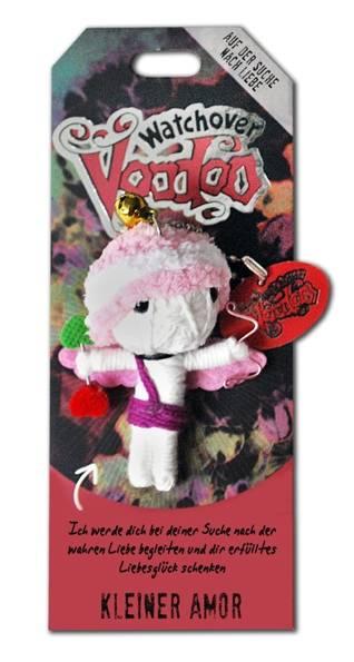 Watchover Voodoo Puppe Kleiner Armor